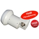 Megasat High Gain Single LNB 0.1dB Signal gain 70dB