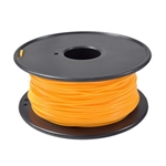 Orange 3D Printer Filament PLA 250g 1.75mm Diameter